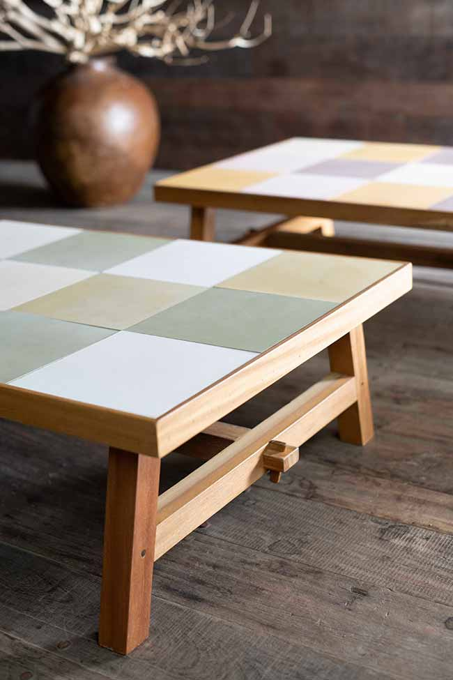 mesa de centro barbacena 2 - Designer Fernando Jaeger lança novas linhas de móveis