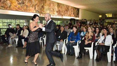 Photo of Evento #ElaFazHistória reúne mulheres na prefeitura de Caxias do Sul