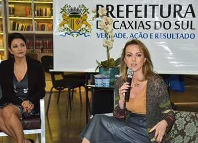 mulheres na prefeitura de Caxias do Sul 4 - Evento #ElaFazHistória reúne mulheres na prefeitura de Caxias do Sul