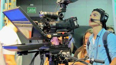 oficinas de Audiovisual 390x220 - Jovens das oficinas de Audiovisual da Prefeitura tem aula prática na Feevale