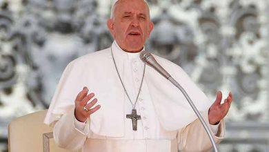 Photo of Papa Francisco diz que desemprego é tragédia mundial