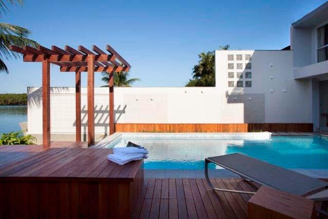 piscina2 - Cinco áreas externas com piscinas para inspirar