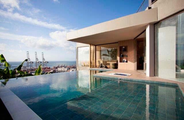 piscina3 - Cinco áreas externas com piscinas para inspirar