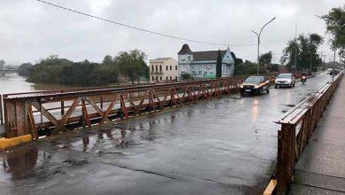 ponte 25dejulho 390x220 - Ponte 25 de julho em São Leopoldo será fechada