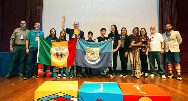 portaoeduc - Estudantes de Portão representarão Brasil em Olimpíada de Raciocínio na Hungria