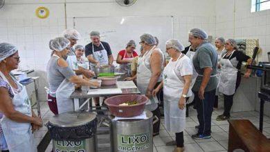 processamento de frutas e hortaliças em Sapiranga 390x220 - CEMEAM promoveu curso sobre processamento de frutas e hortaliças em Sapiranga