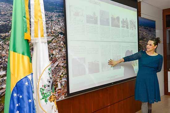 projeto de requalificação da Praça Dante Alighieri 1 - Prefeitura de Caxias quer reformar Praça Dante Alighieri
