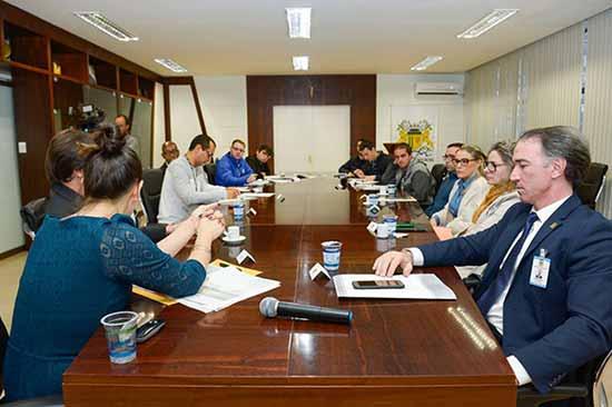projeto de requalificação da Praça Dante Alighieri 2 - Prefeitura de Caxias quer reformar Praça Dante Alighieri