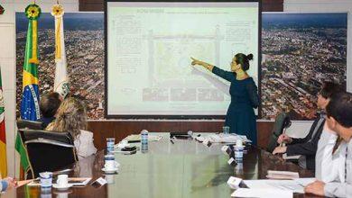 projeto de requalificação da Praça Dante Alighieri 390x220 - Prefeitura de Caxias quer reformar Praça Dante Alighieri
