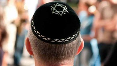 quipá 390x220 - Governo alemão alerta judeus sobre uso do quipá