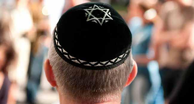 quipá - Governo alemão alerta judeus sobre uso do quipá