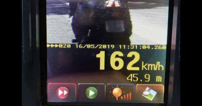 radar móvel caxias do sul 2019 - Radar pega moto a 162 km/h em rua de Caxias do Sul
