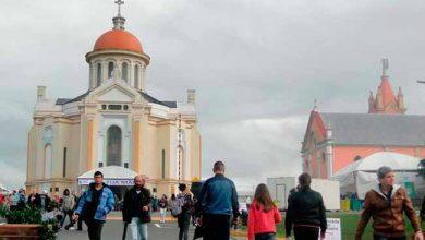 romaria caravaggio 390x220 - 140ª Romaria ao Santuário de Caravaggio é neste fim de semana em Farroupilha