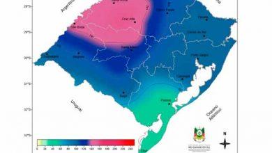 rs 390x220 - RS terá chuva e temperaturas amenas para os próximos dias