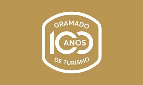 """selo Gramado 100 anos de Turismo 1 - Selo """"Gramado: 100 anos de Turismo"""" é lançado na Festa da Colônia"""
