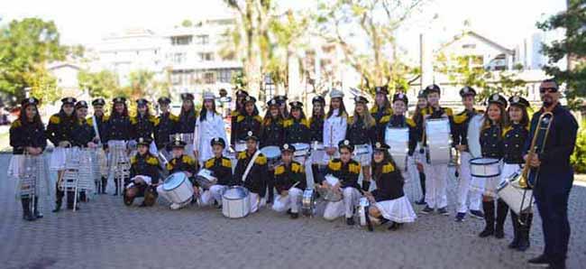 semana do município de Flores da Cunha 2 - Iniciam as atividades da semana do município de Flores da Cunha