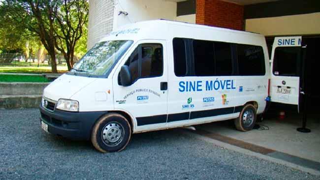 sine movel rs - Eldorado do Sul recebe o Sine Móvel no próximo domingo