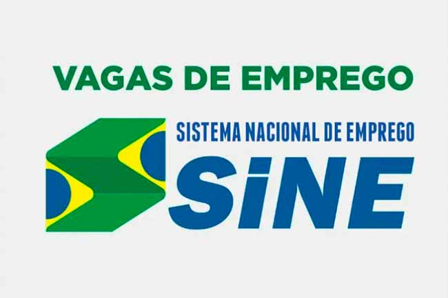 sine - Nova Santa Rita: vagas de emprego no aplicativo Prefeitura Mais Digital