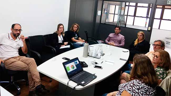smeta - Núcleo de Tecnologia da Smed busca parceria com Tecnosinos