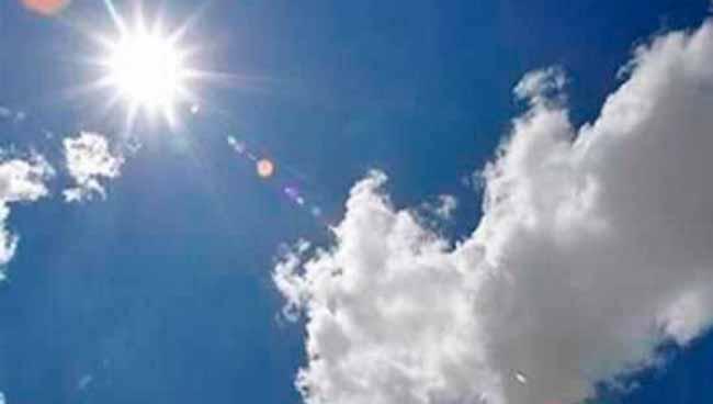 sol - RS: previsão de tempo bom até sábado