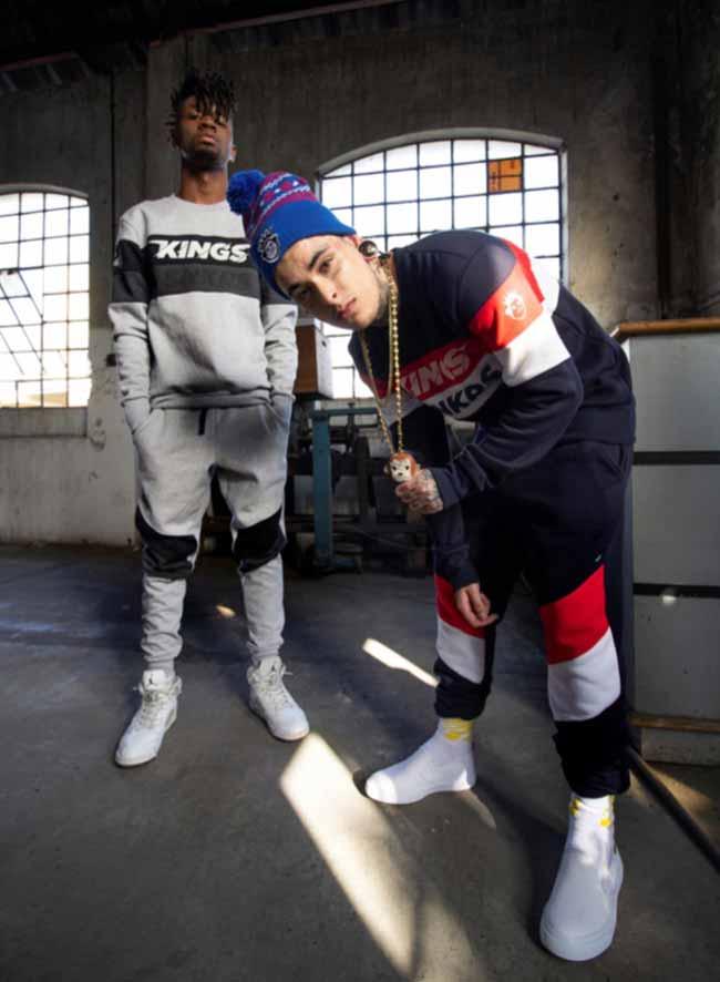 sportswear55 - Kings Sneakers lança sua coleção de inverno