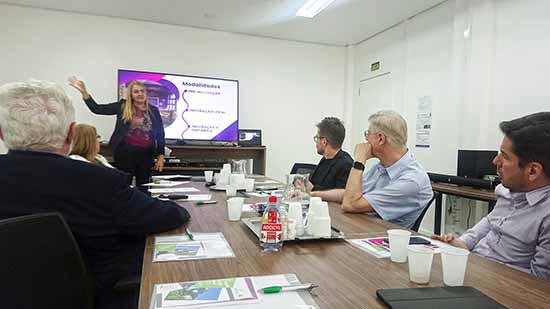 startups Tecnosinos - Programa de incubação é tema de reunião da governança do Tecnosinos