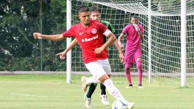 sub 17 internacional 390x220 - Sub-17 enfrenta o Flamengo pelo Campeonato Brasileiro nesta terça-feira