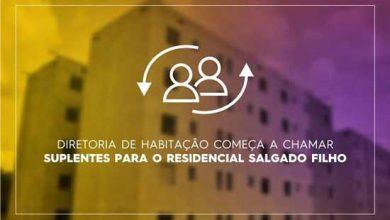 suplentes para o Residencial Salgado Filho 390x220 - Suplentes para o Residencial Salgado Filho são chamados