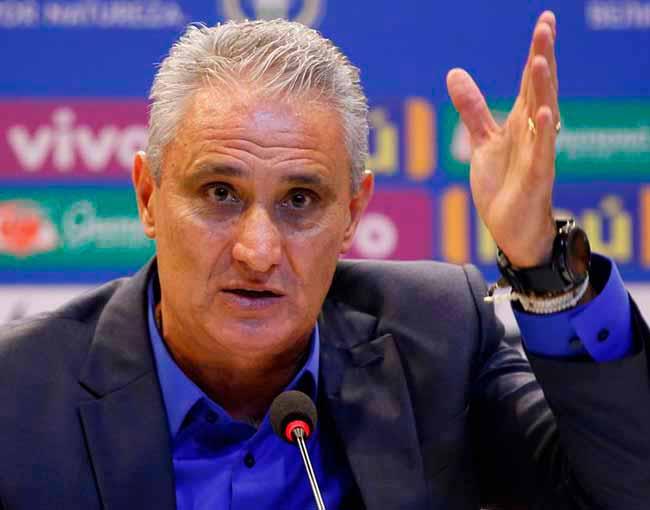 tite - Confira os jogadores brasileiros convocados para a Copa América