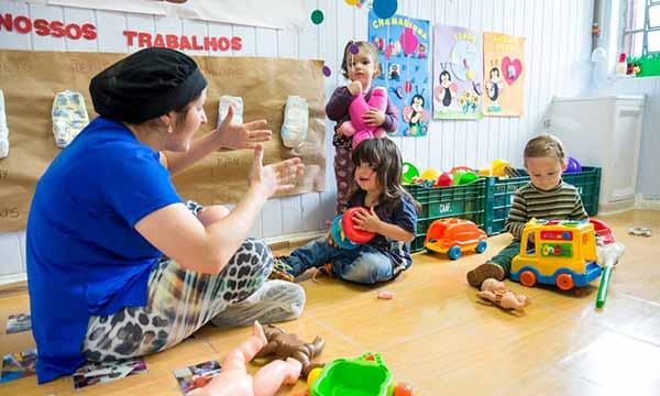 vagas educação infantil - Caxias do Sul quer zerar lista de espera da Educação Infantil até 2024