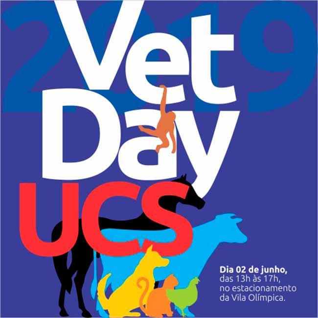 vet - Vet Day acontece neste domingo na UCS em Caxias do Sul