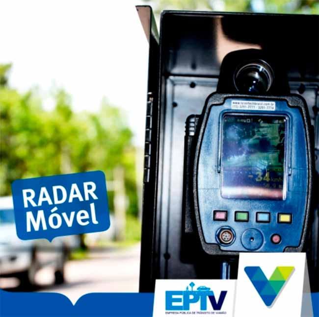 viamao radar - Viamão: confira onde estará o radar móvel de 3 a 7 de junho