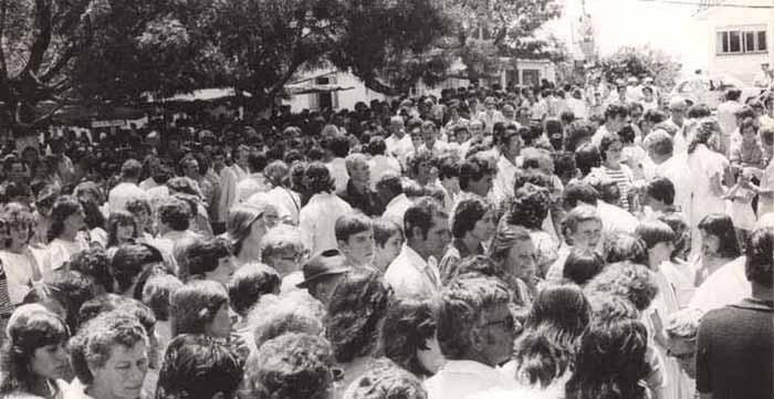 vinho encanado fenavinho credito arquivo historico de bento goncalves 4 - Vinho encanado volta ser atração em festival de Bento Gonçalves