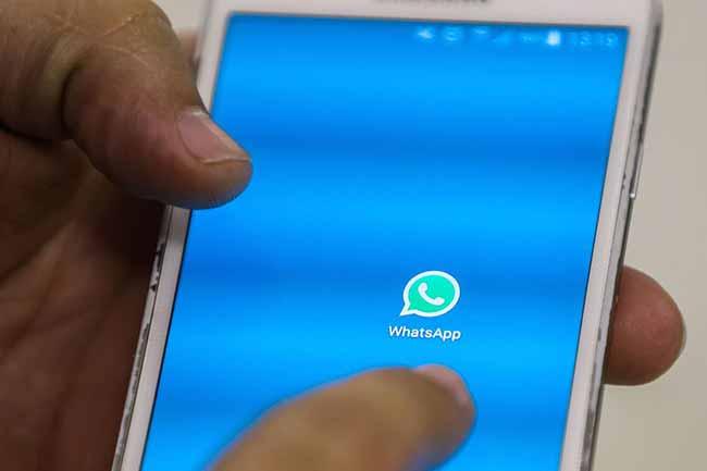 whatsapp - WhatsApp orienta usuários de smartphone a atualizarem o programa