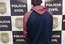 preso em Canoas 220x150 - Suspeito de diversos roubos a estabelecimentos comerciais é preso em Canoas