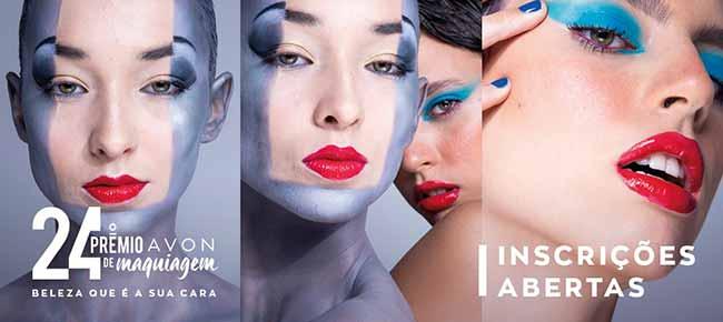 24º Prêmio Avon de Maquiagem0 - 24º Prêmio Avon de Maquiagem abre inscrições dia 24
