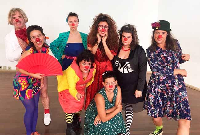 AS THEODORAS 1 foto Ana Fuchs 1 - Dia dos Namorados com poesia na Casa de Cultura Mario Quintana