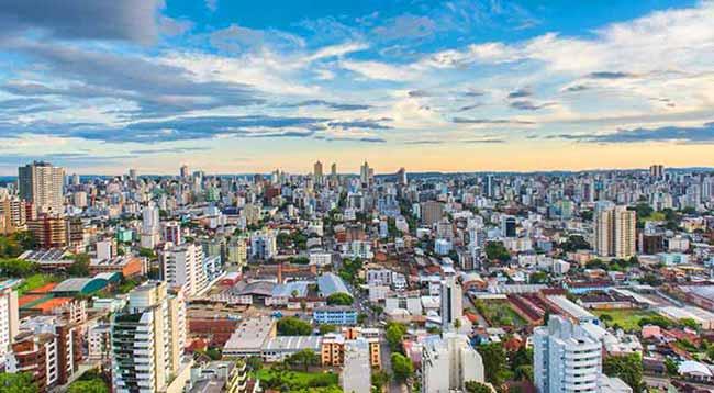 Caxias do Sul foto panorâmica 02 - Prefeitura derruba liminar que impedia Caxias do Sul de ingressar na Região das Hortênsias