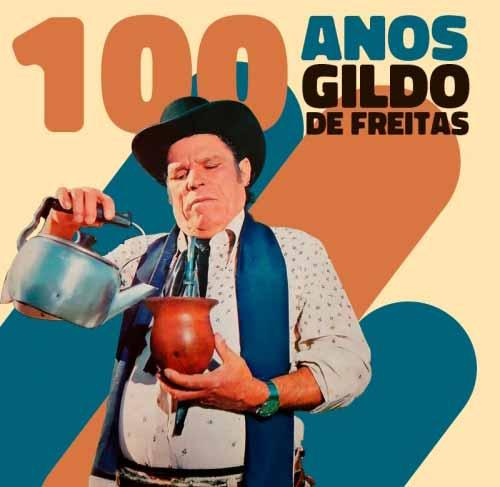 Centenário de Gildo de Freitas - Viamão comemora Centenário de Gildo de Freitas com programação especial