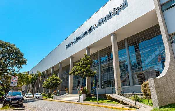 Centro Administrativo Caxias do Sul - Prefeitura de Caxias ganha na justiça liminar contra lei de alvarás sem Habite-se