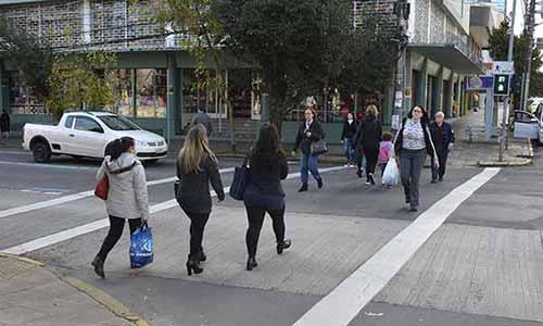 Contadores digitais regressivos para pedestres 4 - Contadores digitais regressivos para pedestres são instalados em novos pontos de Caxias do Sul