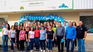 Cras e do Creas 390x220 - Campo Bom inaugura prédio do Cras e do Creas