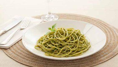 Espaguete ao Pesto Genoves 390x220 - Espaguete ao Pesto Genovês