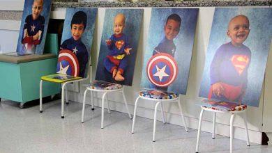 Exposição retrata pacientes do Hospital Criança Conceição vestidos de super heróis 390x220 - Exposição retrata pacientes do Hospital Criança Conceição de super-heróis