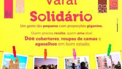 Farroupilha varal 390x220 - Varal Solidário é amanhã em Farroupilha