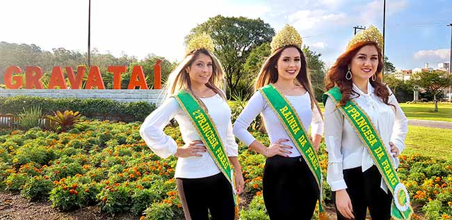 Feira Agro Rural de Gravataí - Feira Agro Rural de Gravataí apresenta sua nova corte