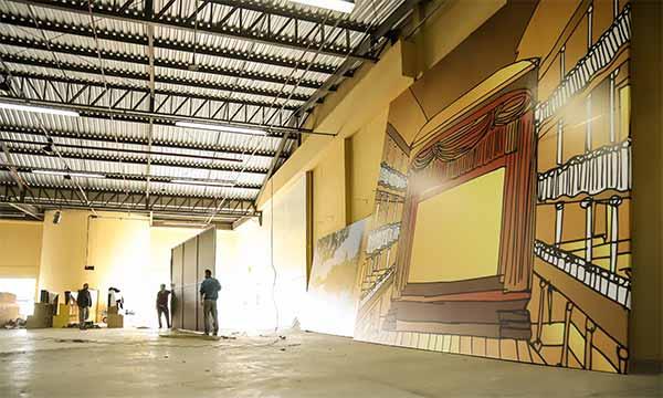 Fenadoce 2019 finaliza montagem dos estandes 1 - Fenadoce 2019 finaliza montagem dos estandes para abrir ao público nesta quarta-feira, 5 de junho