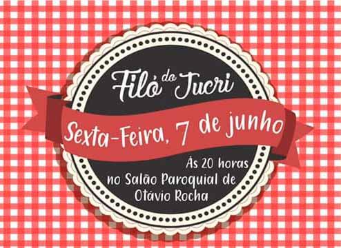 Filó do JUCRI - Flores da Cunha: Jucri realiza Filó em Otávio Rocha