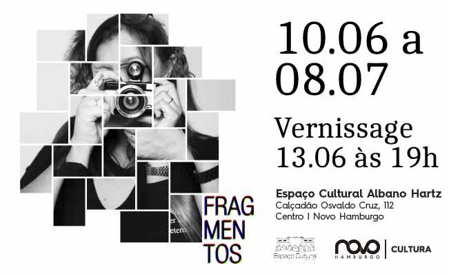 Fragmentos - Fotografia contemporânea é tema de exposição em Novo Hamburgo