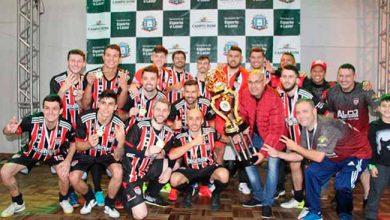 Futsal Série Ouro 390x220 - Campo Bom: Atlético é campeão do Municipal de Futsal Série Ouro